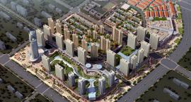 鞍山港龙城市商业广场鞍山的小商品综合体