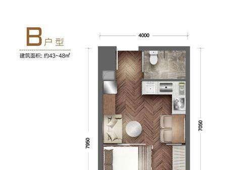武汉南湖时尚城户型图