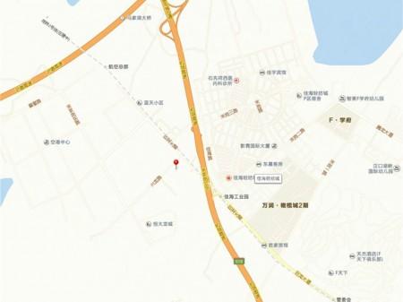 武汉新力帝泊湾交通图