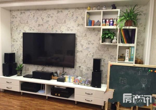 武汉地铁口二手房 精装稀缺户型 性价比超高房产出售(图片)