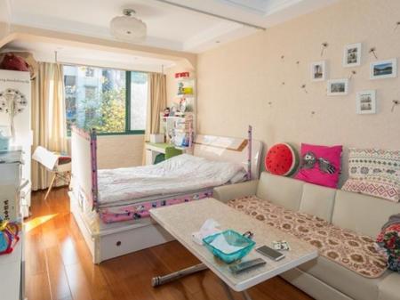 杭州景芳二区:标准一房,2年前婚房装修,中部楼层,南北通透采光好