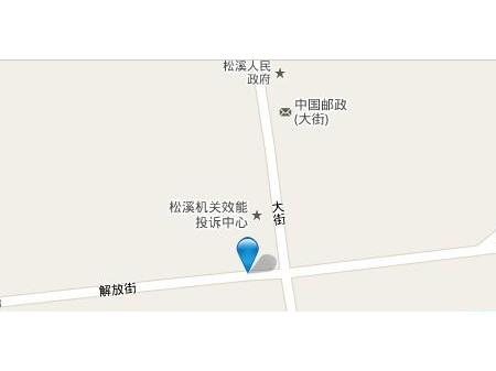 松溪东方铭城交通图