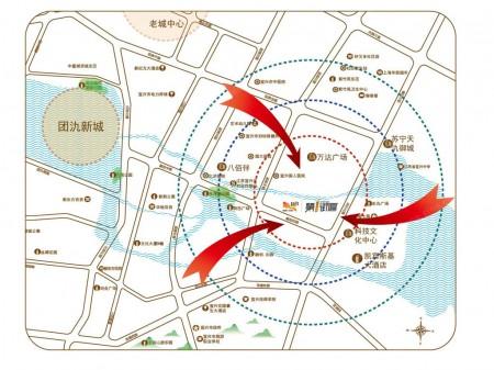 宜兴东氿一号交通图
