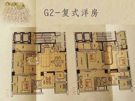 宜兴东氿一号户型图