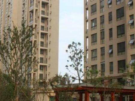 蚌埠上河时代实景图