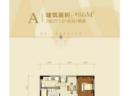 蚌埠晨阳滟澜山户型图