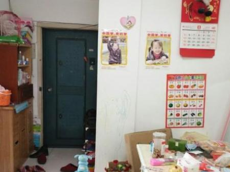 凤二小教师宿舍2室1厅1卫66平米2001年产权房中装