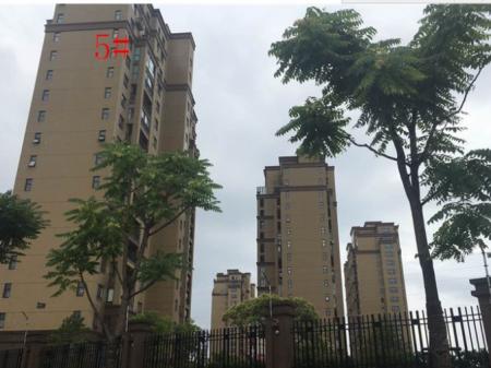 徐州国信上城·学府实景图