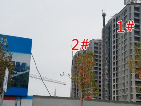 徐州奥体沁园实景图