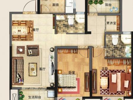 徐州海尔地产·滟澜公馆