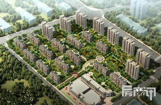 原香漫谷位于徐州新城区中心区,大龙湖正北岸,紧邻