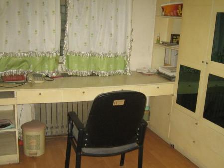房东急售淮海西路新金鹰对面精装三室二厅暖气房