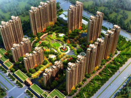 濮阳建业·壹号城邦