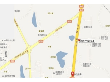 湘潭宏通毕加索公寓