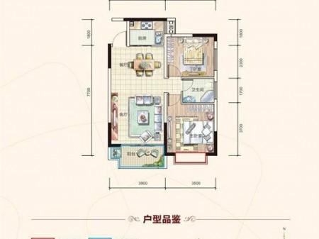 湘潭太阳城户型图