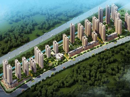 乌鲁木齐云岭青城·颐园