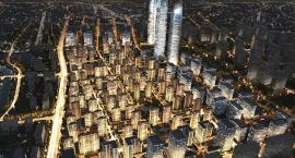 绿地IFC中央公馆位于CBD规划首期地块