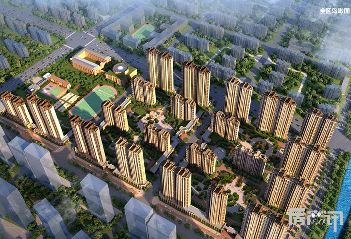 济南绿地城