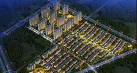 邯郸碧桂园·翡翠郡目前主推145平米和266平米户型