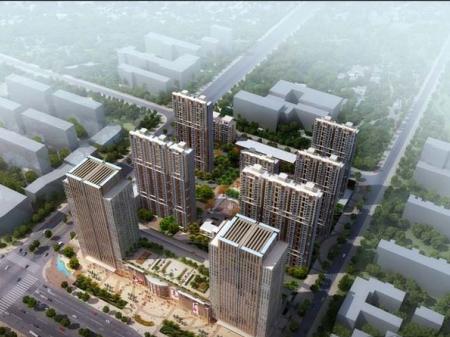 邯郸创鑫阳光城效果图