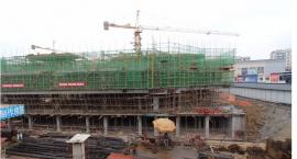 川南建材市场三期建设进展迅速 今年试营业
