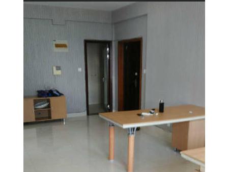黄山市中心百川财富广场办公室 2室1厅85平米 简单装修
