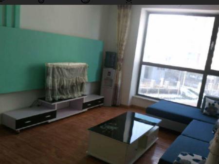 华明星海湾 2室2厅89平米 豪华装修2200元/月(环保材料,豪华装修,首次出租)