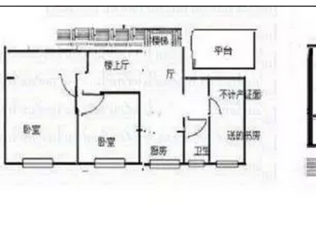 上海复式4+1室 对口名幼名小 降价急售