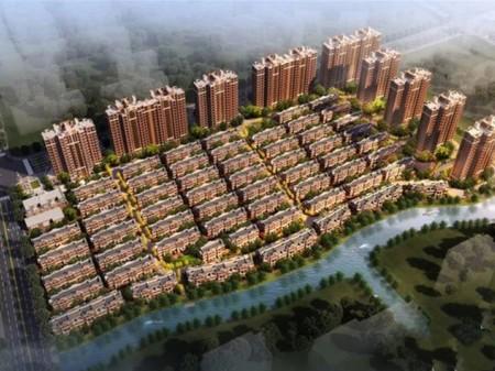上海金地都会艺境效果图