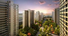 上海景瑞城中公园在售户型均价41000元/平