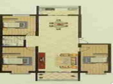 白银宁馨家园户型图