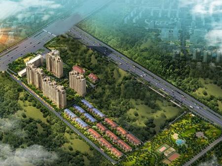 通辽中国铁建·国际城别墅