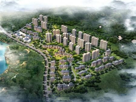 延安山水天城