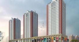 松原中央公馆 城中心位置 尽享便捷居所