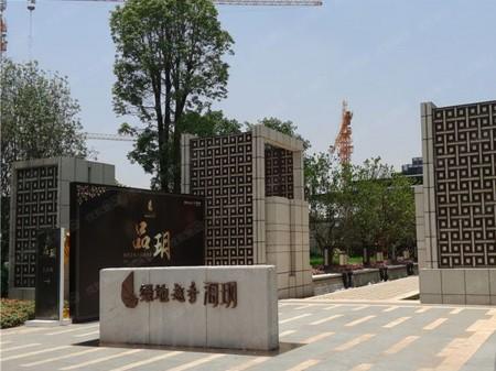 广州绿地越秀海玥实景图