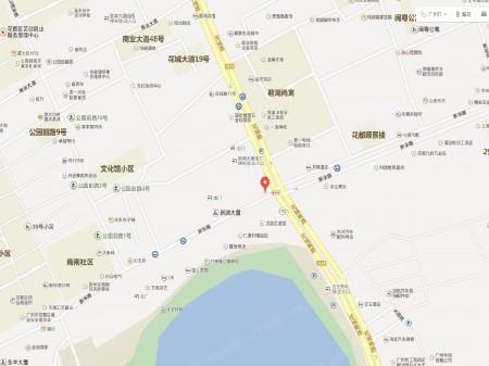 广州花城美汇交通图