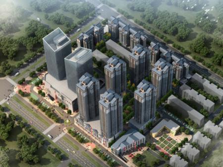 洛阳腾辉·唐宫新城