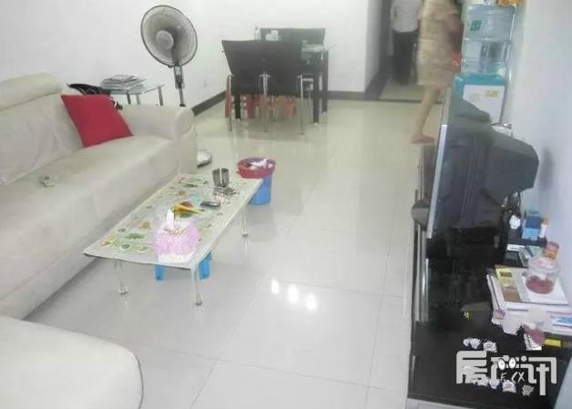 广州丽景花园二手房2室精装房58平110万