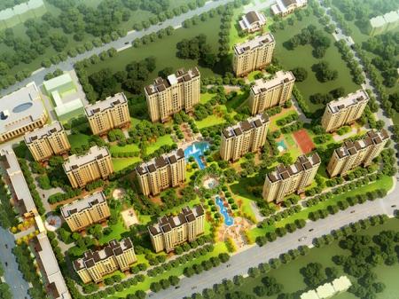 淄博金鼎绿城
