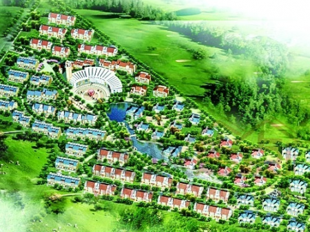 淄博普利艾伦庄园