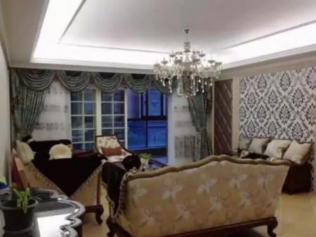 常州常发豪庭国际二手房出售222平350万 豪华装修