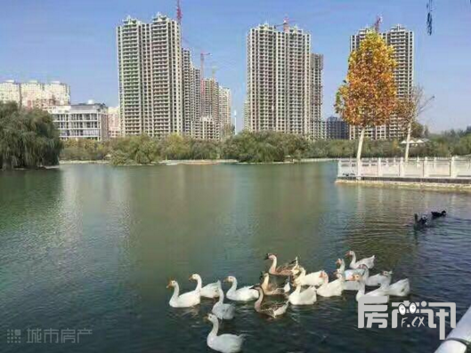 巩义悦湖会 毛坯房