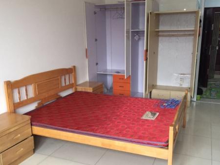 出租丽晶公寓42平方1室1厅1卫,1200元/月