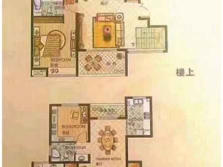 (出售) 海门市区江城逸品楼中 5室3厅3卫 270平米