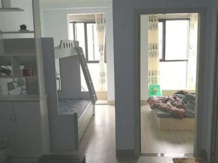 江阳南城长江现代城 1室1厅 48平米 中等装修 押一付三