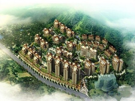 郴州中地翡翠湾