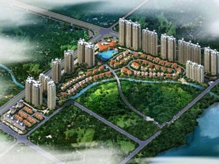 郴州碧桂园·翡翠山