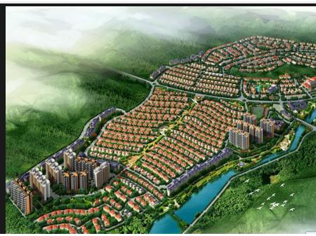 惠州碧桂园山河城