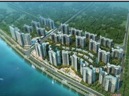 惠州中信水岸城花园