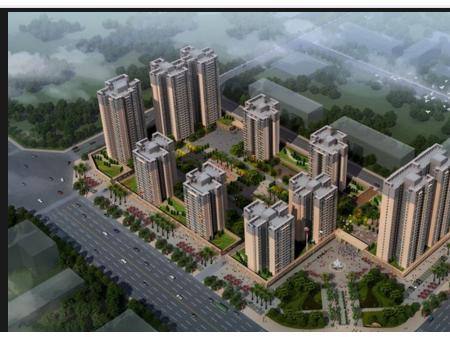 惠州弘泰·映月城效果图